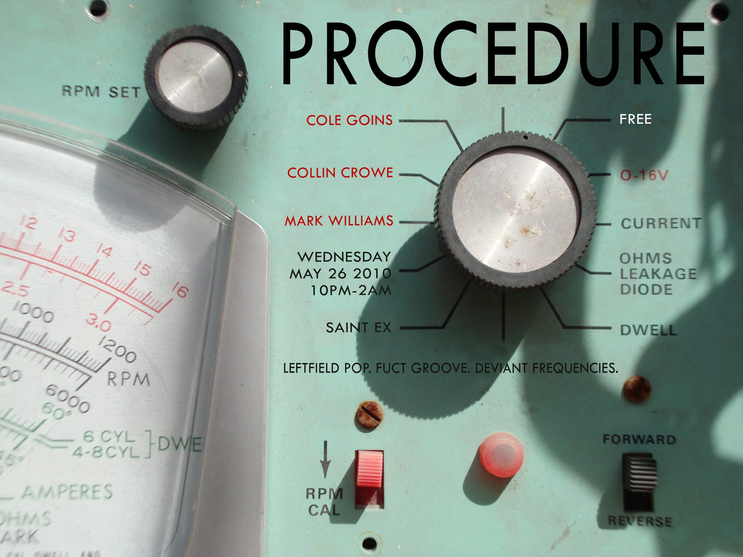vergunningprocedures